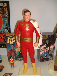 Garage Kit Tom Tyler as Captain Marvel