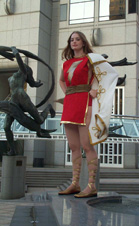 Miriam Dafford as Mary Marvel