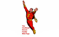 The Unofficial Marvel Family Web Page