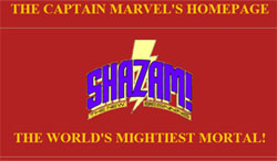 The Captain's Marvel Homepage