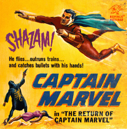 The Return of Captain Marvel 12mm movie box - courtesy of Mark Luebker